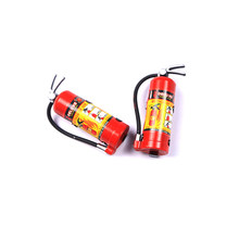 RC Rock Crawler 1:10 Fire extinguisher for Axial Wraith SCX10 90046 TAMIYA CC01 D90 D110 Traxxas TRX-4 MST CMX CFX 1Pc(China)