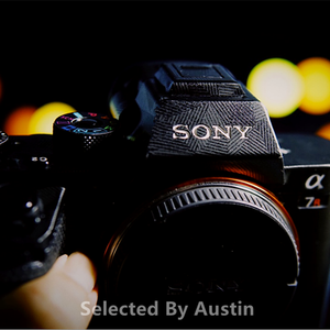 Image 1 - Camera Skin Decal Wrap Film Protector For Sony A7R2 A7RII A7S2 A7M2 A7SII A7II Alpha 7II Anti scratch Decal Sticker