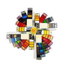 Профессиональные акварельные краски 18 24 33 42 цвета набор