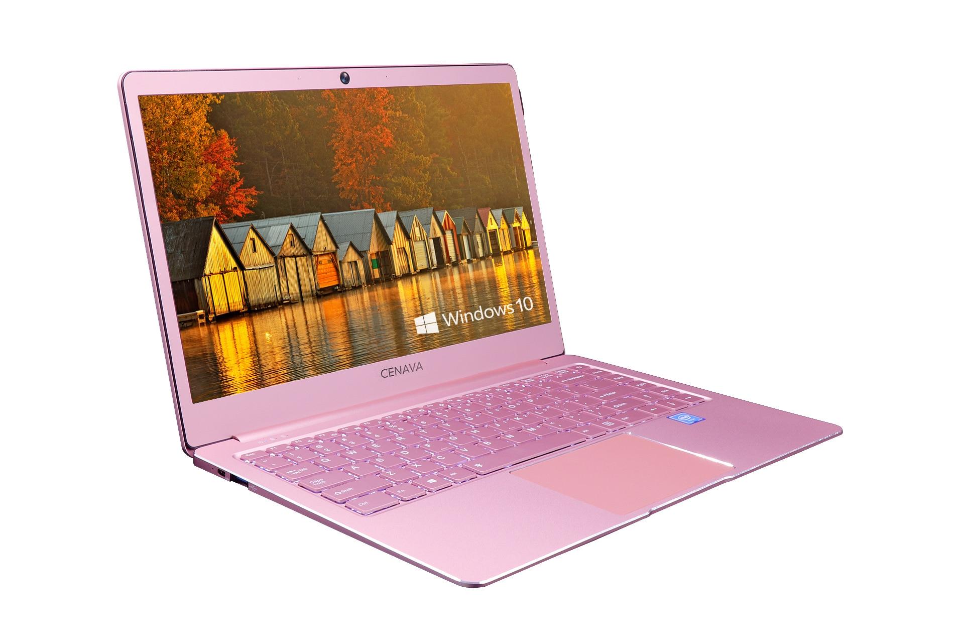 New HeroBook Pro 14.1 Inch 1920*1080 FHD IPS Screen Intel Quad Core J3455 Processor 6GB 512GB SSD Windows 10 Laptop Computer 4K