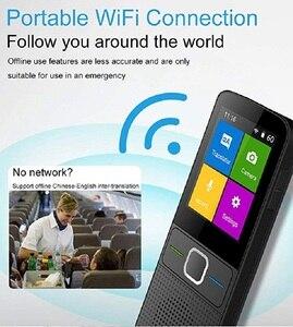 Image 3 - T10 Offline Voice Vertaler Smart Draagbare 137 Taal Real Time Vertaler Zonder Internet Inter Vertaling Machine