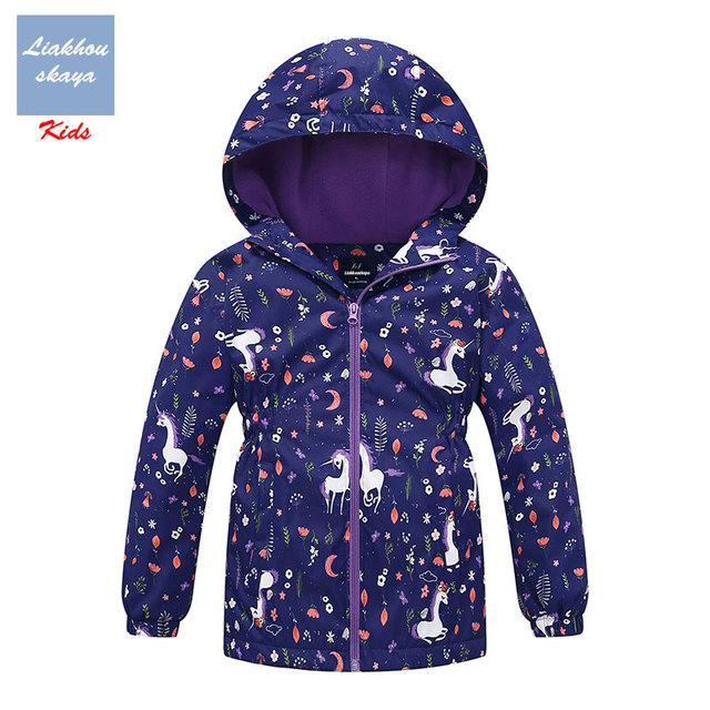 Unicorn Jacket Coat Polar...