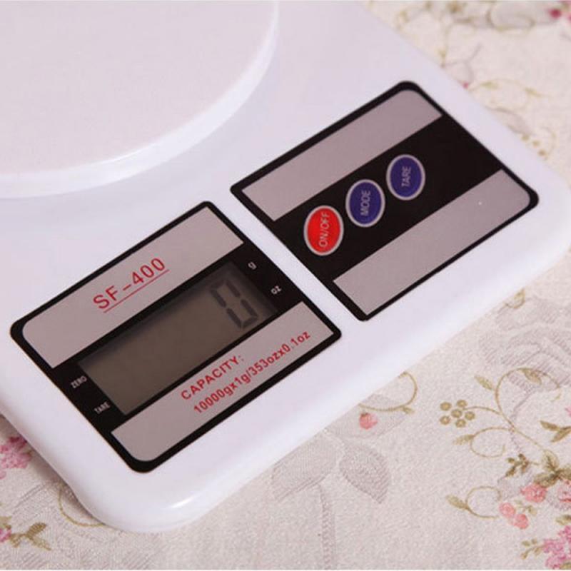 1/5/10 кг SF400 высокоточные кухонные электронные весы кухонные весы бытовые пищевые электронные весы для выпечки лекарственные весы-5