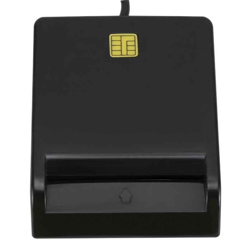 Evrensel taşınabilir akıllı kart okuyucu banka kartı için vergi kartı kimlik CAC DNIE ATM IC SIM kart okuyucu Android telefonlar ve tablet