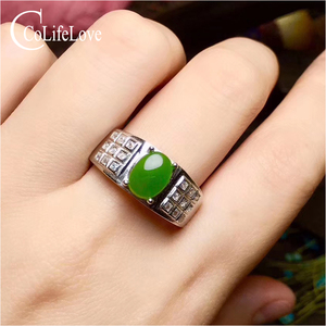 CoLife Jewelry 925 Silver Jasp