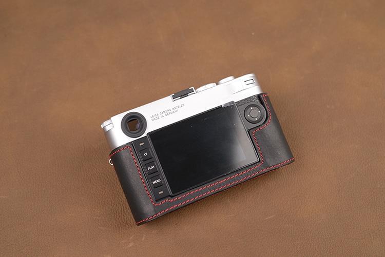 leica m10 aberto design da bateria