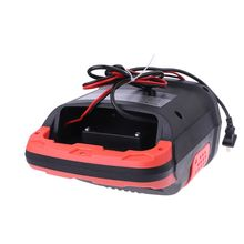 Car Battery Charger 12v24v Intelligent Pure Copper Motorcycle Battery Repair Type Automatic Charger chain saw battery greenworks gd40cs40 40v without battery and charger