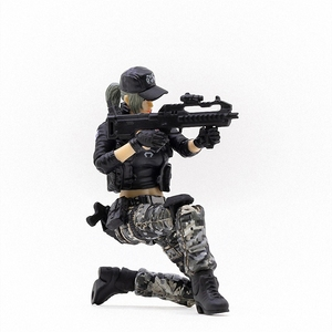 Image 5 - JOYTOY 1/18 action figure women soldier in game Cross Fire(CF) anime female figures Free shipping