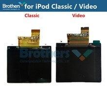 Écran LCD pour Apple iPod Classic 3 6 7, pièces de rechange uniquement, testé et fonctionnel