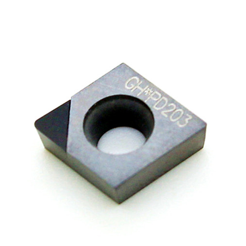 Polycrystalline Diamond Pcd Aluminum Cnc Insert CCMT060204 Ccmt 09t304 Lathe External Turing Tools