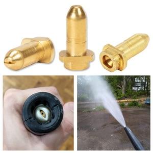 Image 5 - Adaptateur de buse en laiton K5 pour Karcher, remplacement de Lance de pistolet de pulvérisation, buse de Jet de lavage de voiture, pointe de pulvérisation deau
