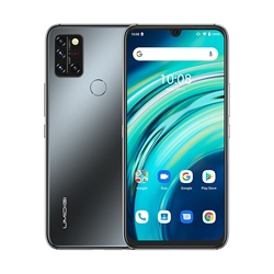 UMIDIGI A9 Pro 48MP Quad Camera смартфон 6 + 128 ГБ Android 10 Helio P60 Octa Core 6,3 дюймГлобальная Версия Телефона 24MP селфи Cam
