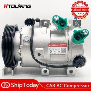 Image 1 - AUTO A/C AirCON AC Compressor for Hyundai Azera 2012 2017 Kia Cadenza 2014 2016 97701 3V410 977013V410 977013V410RU