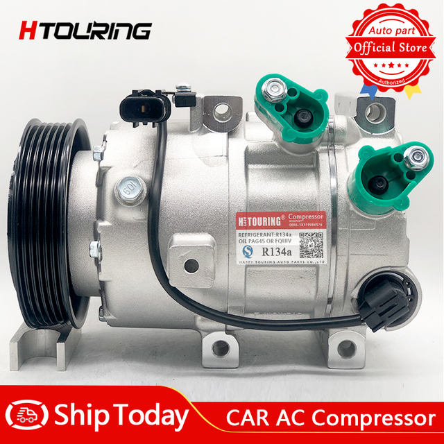 AUTO A/C AirCON AC Compressor for Hyundai Azera 2012 2017 Kia Cadenza 2014 2016 97701 3V410 977013V410 977013V410RU