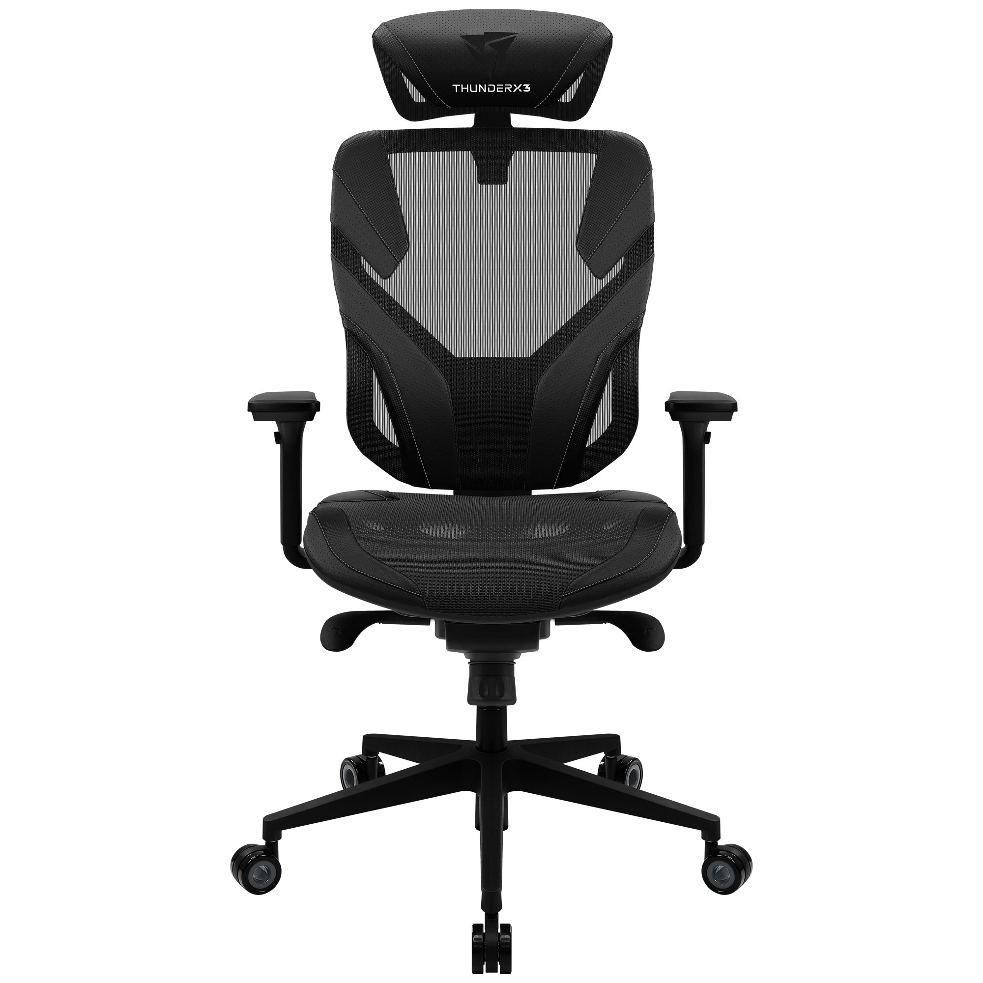 ThunderX3 Yama 5, Gaming Chair, Technology AIR, Fully Adjustable, Black