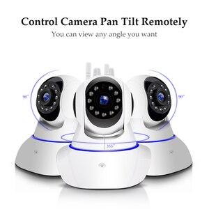 Image 2 - IP كاميرا 1080P اللاسلكية أمن الوطن IP كاميرا مراقبة كاميرا واي فاي للرؤية الليلية مراقبة الطفل كاميرا تلفزيونات الدوائر المغلقة 1920*1080