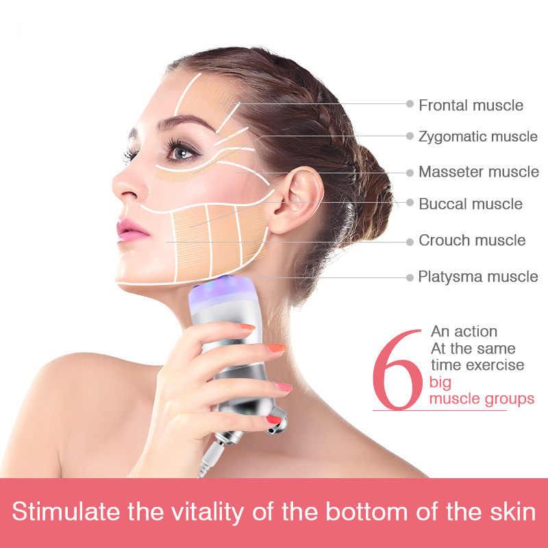 rf review slimming facial