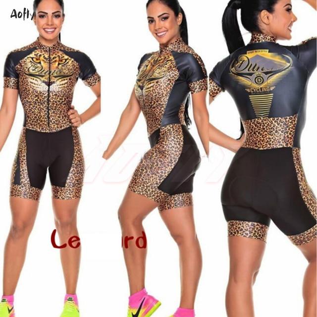 Bicicleta de estrada roupas femininas ciclismo roupas sexy macacão colômbia lycra triathlon esportes skinssuit ropa de ciclismo crânio flores 4