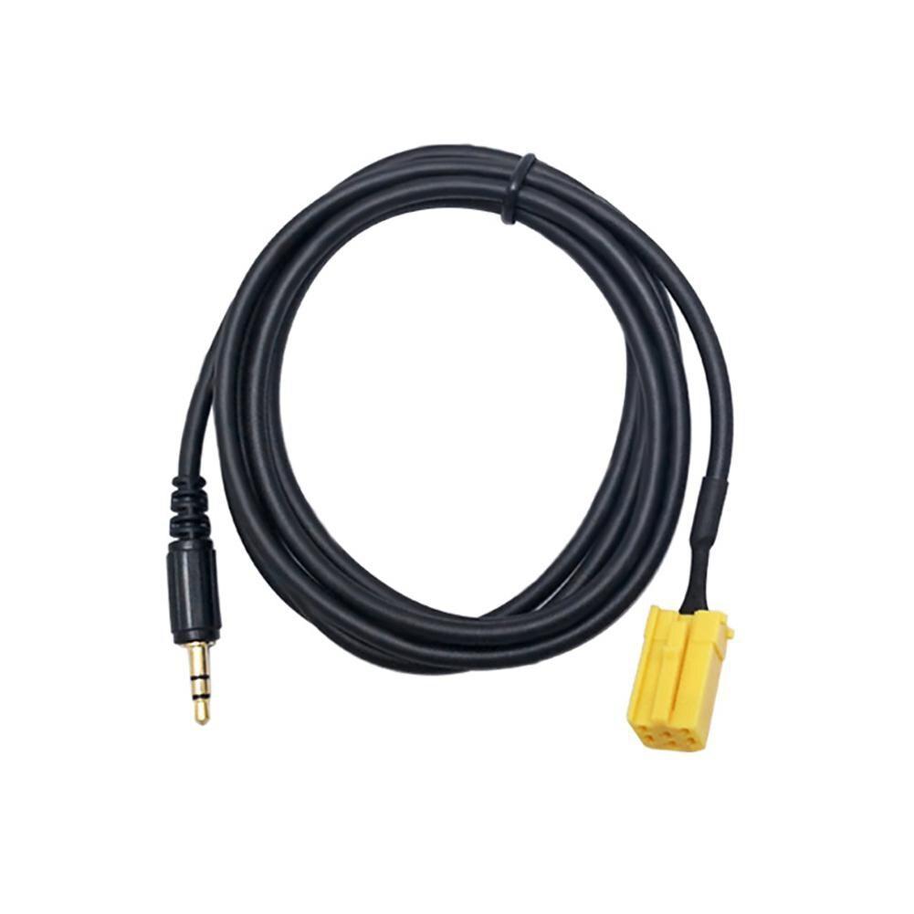 Car Speaker Cable For Alfa Romeo/lancia/fiat 3.5mm Automoble Audio Head AUX Audio Input Cable Car Accessories