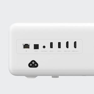 Image 2 - Xiaomi Mijia ALPD3.0 Máy Chiếu Laser 2400 ANSI Lumens Độ Phân Giải Màn Hình 150 Inch Wifi Bluetooth Đôi Loa 10W