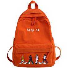 Pretty Style Nylon Women Backpack High Quality Waterproof School Fashion Casual Girl Satchel Shoulder Bag Mochila