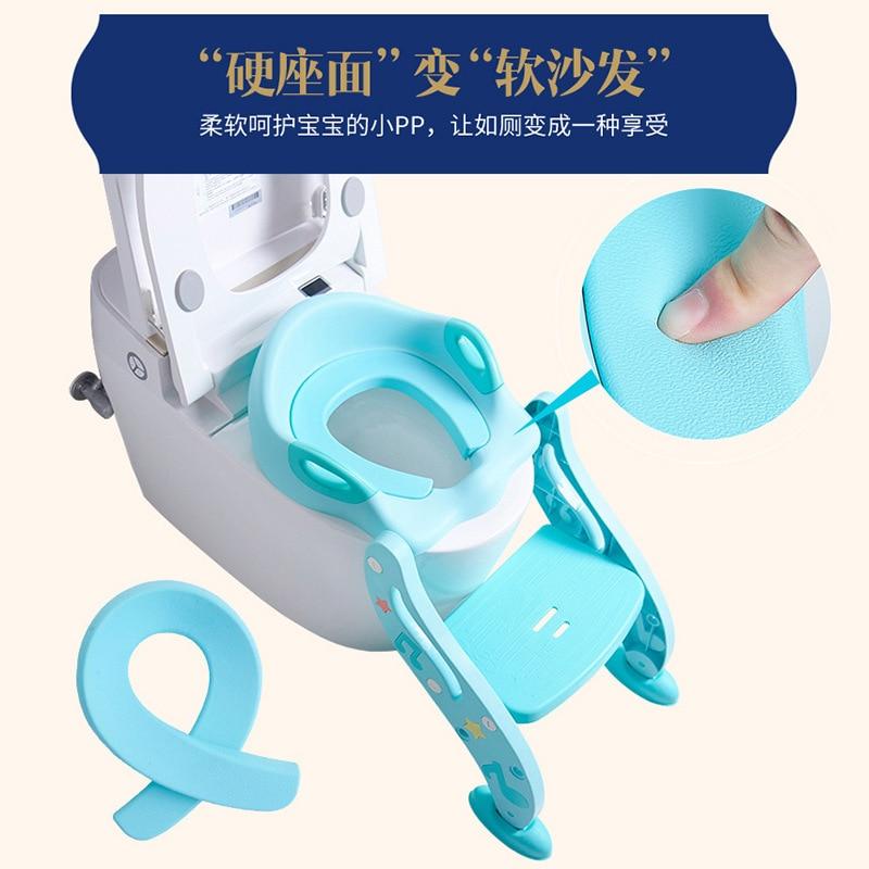 Children Washer Chamber Pot Ti Yi Women's Infants Kids Boy Seat Pedestal Pan Baby 1-3-6-Year-Old Urinal