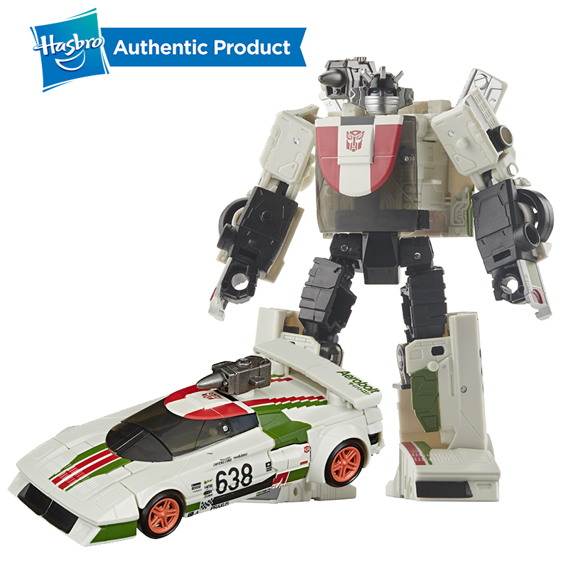 Hasbro Transformers Toys Generations War For Cybertron: Earthrise Deluxe WFC-E6 Wheeljack 5.5 Inch