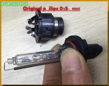 1 pair OEMHIDS Original D2S DIY Conversion 9005 9006 H7 H11   Xenon Bulb 4200k Original bulb modification D2S-9005AMP