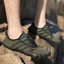 Slippers Upstream-Shoes Aqua Beach-Sandals Summer Women Breathable Green for New Mesh