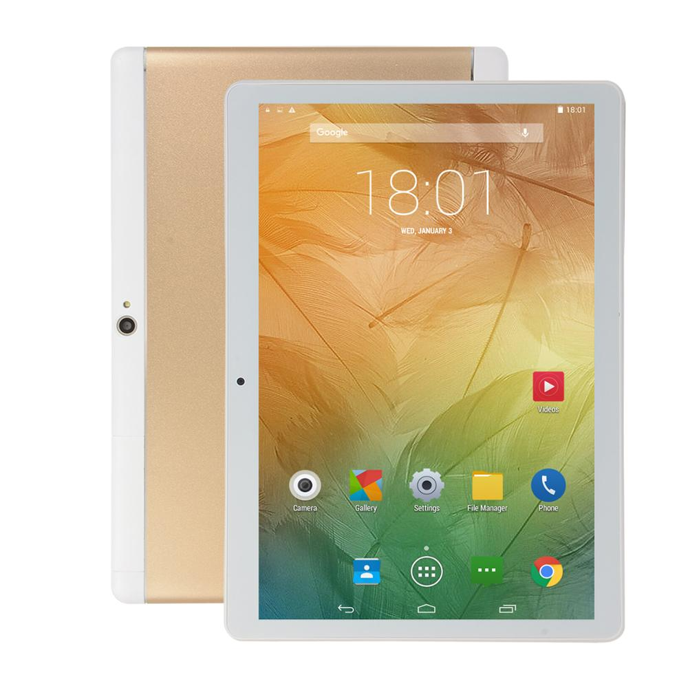 Original 10.1 Inch Tablet Pc Octa Core 4G Phone Call Google Market GPS WiFi  Bluetooth 10.1 Tablets 6G+64G Android 8.0 Tablet