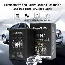 Revestimiento de cerámica Nano para coche, 30ml, 50ml, protección de pintura hidrofóbica, resistencia a altas temperaturas, herramientas de lavado de coches