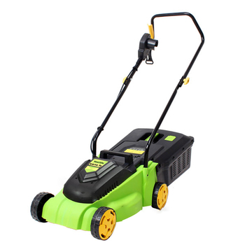 Electric Weeder Automatic Small Home Lawn Mower Tools Multifunction Hand Push High Power Garden Lawn Trimmer Equipment 1600W