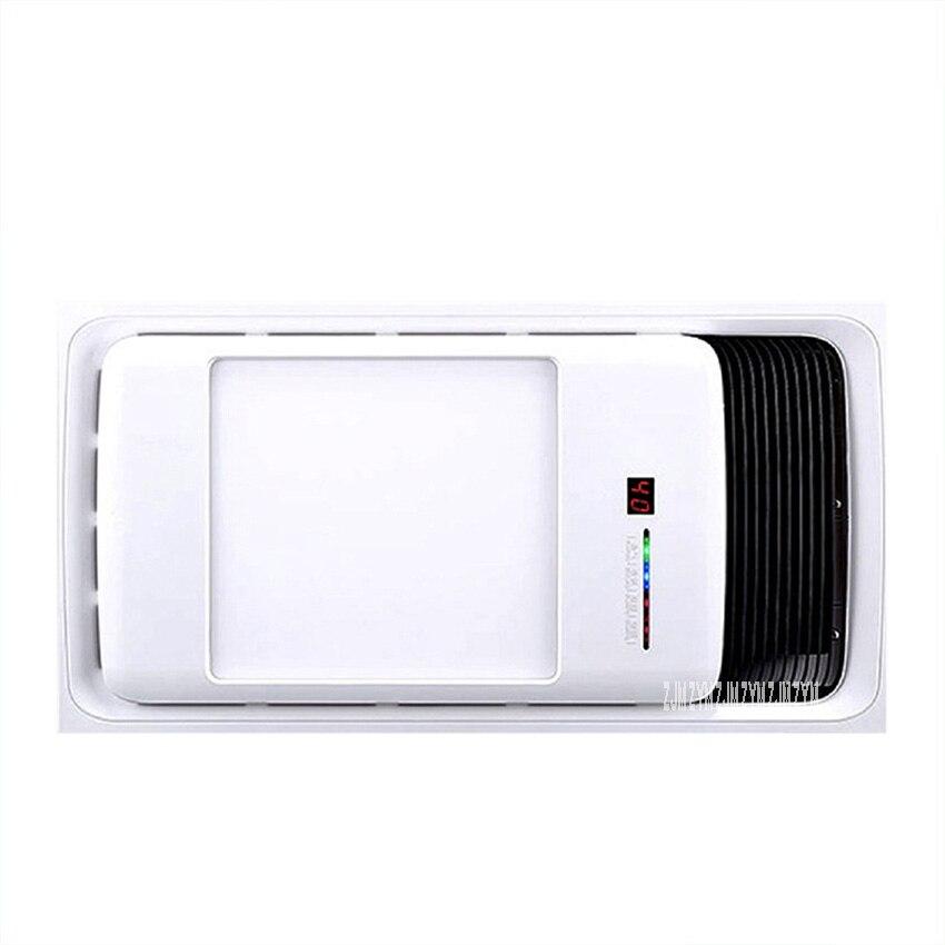 PDS-138 5 In1 Multifunction Bath Heater Superconduction Pro Ceiling Light Bathroom Integration Embedded Ceiling Smart Bath Light