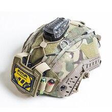 FMA táctico funda DE casco marítimo multifuncional soporte DE batería bolsa equilibrada BK/DE/MC