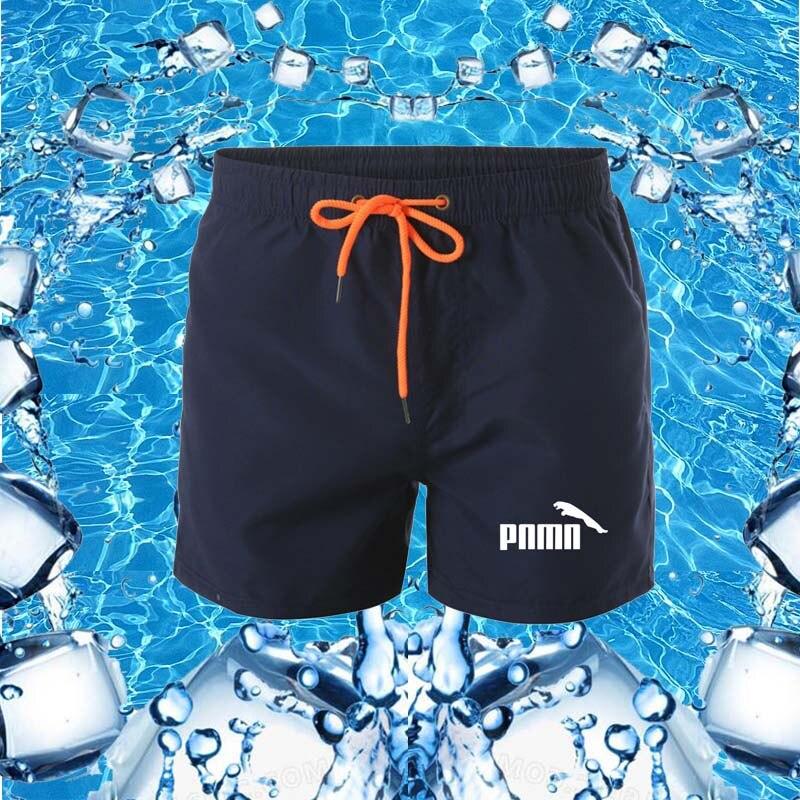 New Mens Swimsuit Sexy Swimwear Men Swimming Shorts Men Briefs Beach Shorts Sports Suits Surf Board Shorts Men Swim Trunks S-4XL