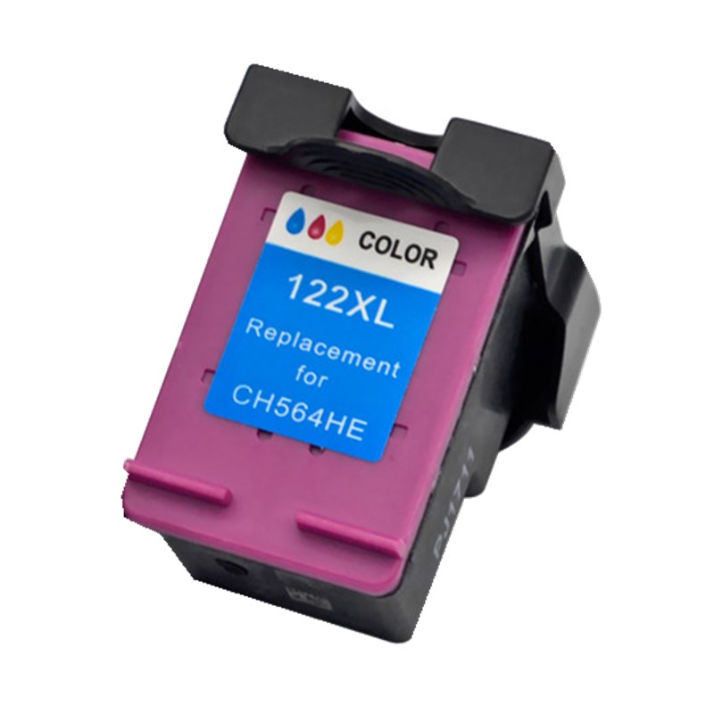 Ink Cartridges For 122 XL HP122 <font><b>HP122XL</b></font> 122XL Deskjet F4272 F4275 F4280 F4283 F4288 F4500 F4580 F4583 Inkjet Printer image