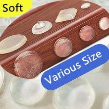 Различные размеры от 24 до 96 зерен толщина силиконовая резина
