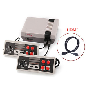 Dropshipping Mini TV Handheld Retro Video Game Console HDMI/AV Output with Classic 620 /600 games Built-in for 4K TV PAL & NTSC