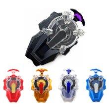 Sparking Launcher Beyblades Burst Metal Toys Gyro-Accessories Fusion-Spinner Children
