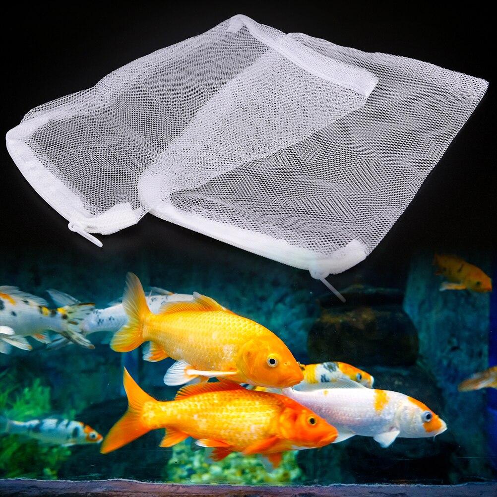 2Pcs Filtro Sacchetto Della Maglia Sacchetto Netto Acquario Stagno Per Bio Sfera di Carbonio Media Ammoniaca Acquario Serbatoio di Pesce Sacchetto di Isolamento|Filtri e accessori| - AliExpress