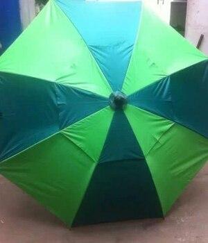 1.8-2m 360° Outdoor Beach Camping Fishing Umbrella Fold Sun Protection Anti UV Sunshade Umbrella Waterproof Awning Rain Umbrella 3