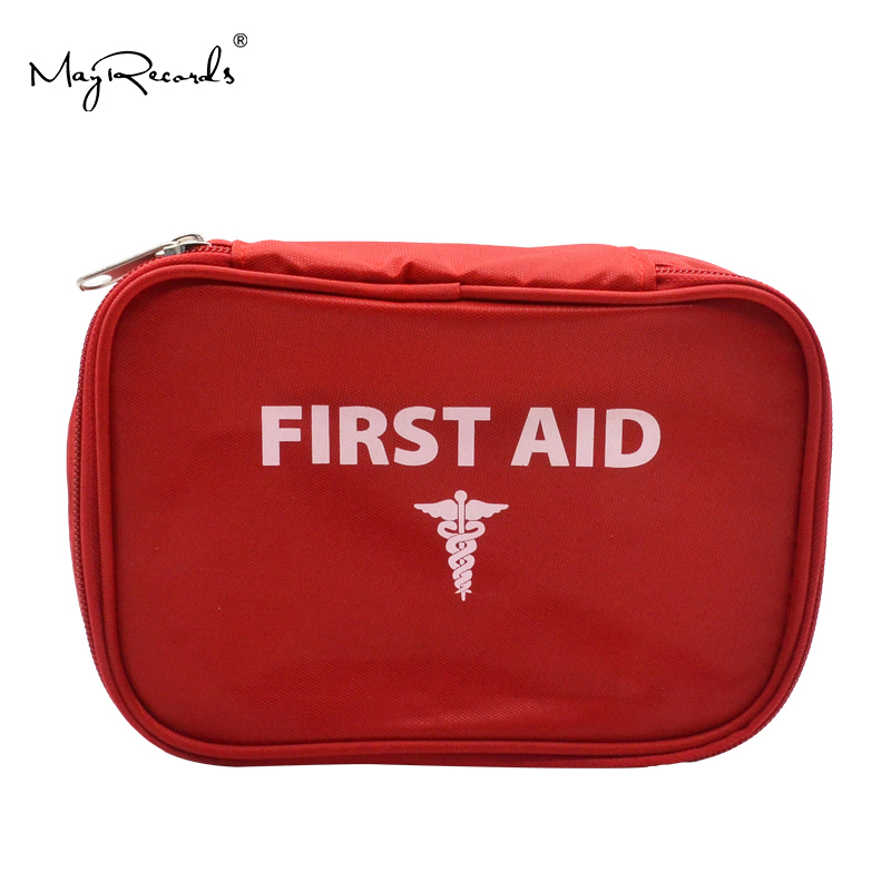 17*12*6.5cm First Aid Kit Mini Car First Aid Kit Bag Home Small Medical Box Emergency Survival Kit