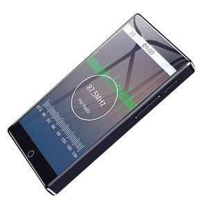 Image 3 - RUIZU H1 4 inç Dokunmatik Ekran Bluetooth 5.0 MP3 Oynatıcı Dahili Hoparlör Desteği FM Radyo Kayıt Video E kitap
