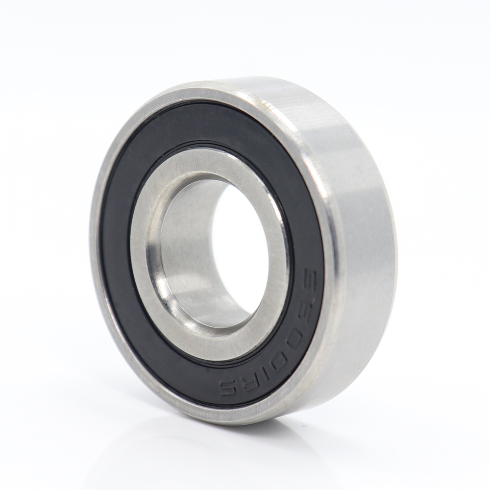 5 PCS 20x32x7 mm S6804-2RS 440c Stainless Steel Rubber Sealed Ball Bearings