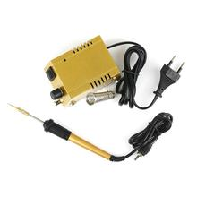 Electric soldering iron temperature…