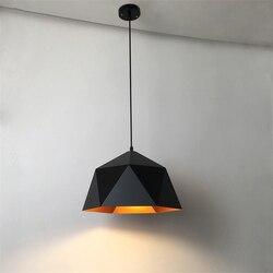 Vinatge Loft oświetlenie ledowe żyrandol dekoracja przemysłowa żelazna lampa wisząca LED Home lampa wisząca wyposażenie kuchni Luminaria