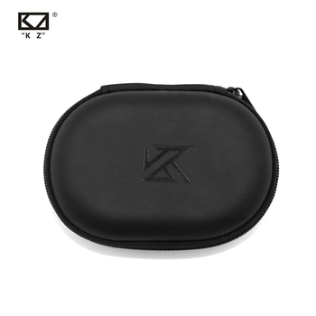 OPA KZ Case Bag In Ear Earphone Box Headphones Portable Storage Case Bag Headphone Accessories Headset Storage Bag for AS10 ZS10 image