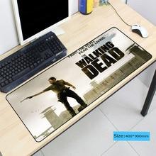 Walking Dead Large Pad Laptop Mouse Notbook Computer Creativ