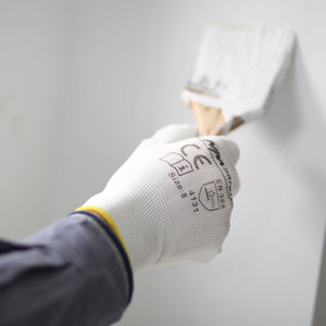 Image 5 - 12 זוגות אנטי סטטי כותנה PU ניילון עבודת כפפת ESD בטיחות אלקטרוני תעשייתי עבודה כפפות לגברים או נשים