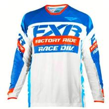 MTB Jersey Riding-Downhill Cross-Country Motorcycle Long-Sleeve MX DH FXR